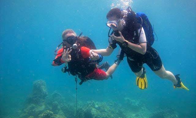 Enjoy Diving Courses in Thanh pho Thai Nguyen, Vietnam