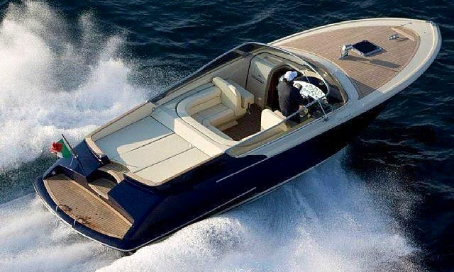 32' Imago Luxury Sea Limousine Rental In Portorož, Slovenia