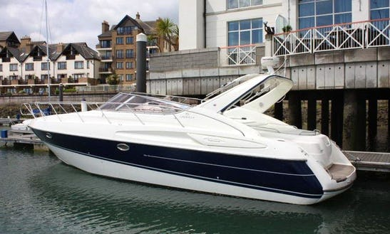 Charter 41' Cranchi Endurance Motor Yacht In Portorož, Slovenia