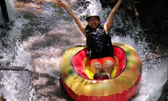 Enjoy Canyon Tubing Adventures In Payangan Ubud, Bali