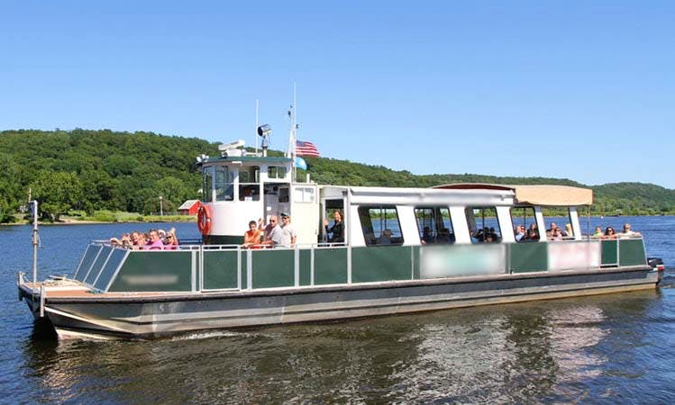 Passenger Boat Rental in Haddam