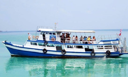Charter A 75' Dive Boat For 40 Person In Tambon Ko Pha-ngan, Thailand