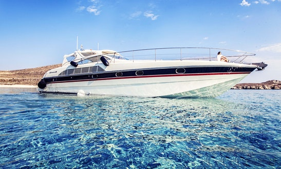Cruising In Mykonos