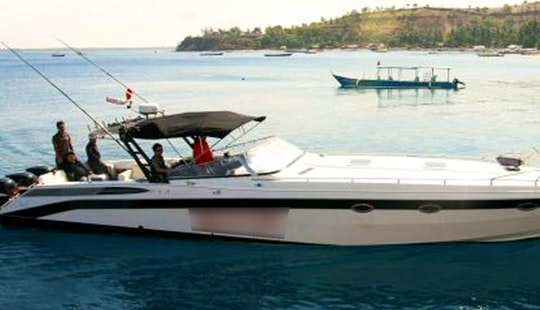 Charter Obsession Cuddy Cabin For 12 People In Denpasar, Bali