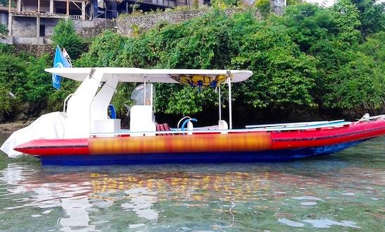 Boat Snorkeling Tour In Nusapenida
