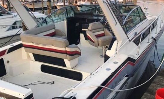 Motor Yacht For Rent In Edgewater, Md