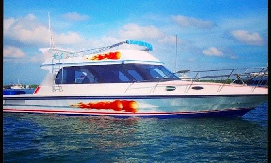 Motor Yacht Trips In Bali