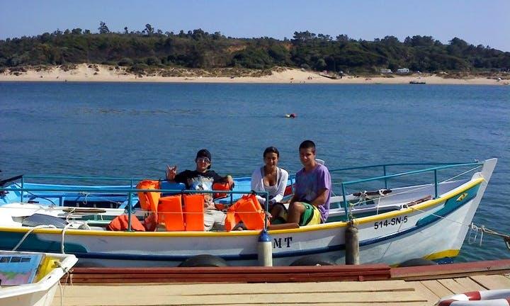 Charter a Dinghy in Vila Nova de Milfontes, Beja For 8 Pax