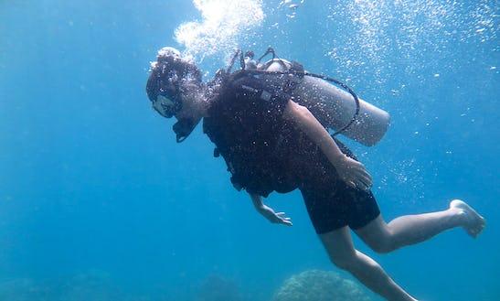Enjoy Diving In Phu Quoc, Vietnam