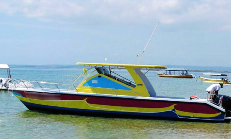 Fishing Charter on Lucky Lucky in Bali
