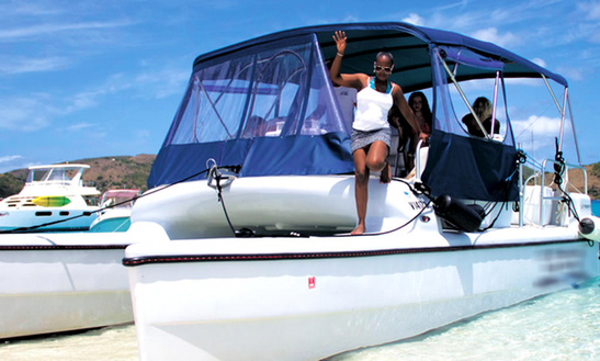 Private Water Taxi Service From Saphire Beach, St. Thomas, Usvi