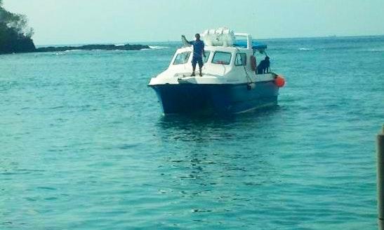 Gili Cat Fast Boat, Daily Transfer Bali – Lombok