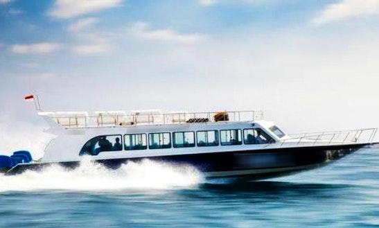 Fast Boat Bali Lombok