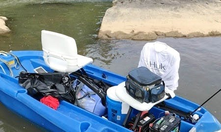 2 Person Fishing Boat for Rent in Acworth