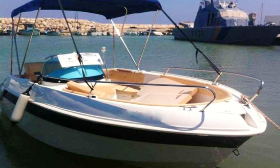70hp Eden Speedboat In Cyprus, Poli Crysochous