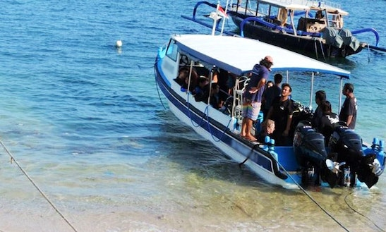 Paramitha I Scuba Diving Tour In Bali Indonesia