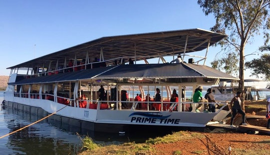 Charter A Prime Time Passenger Boat In Hartbeespoort, South Africa