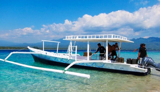 Diving Around The Gili Islands