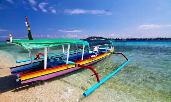Snorkeling Boat Trip At 3 Gili Island (indonesia)
