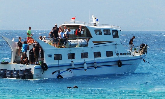 Cruise Lombok, Komodo And Flores Island Cruise In Senggigi, Indonesia
