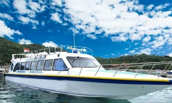 Fast Boat Tour In Kuta