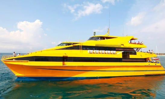Catamaran Cruises In Denpasar Timur, Indonesia