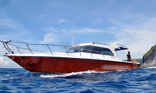 Charter Boat  Rental In Indonesia