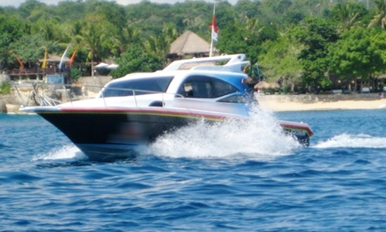 Enjoy Captain Charters In Nusa Lembongan, Indonesia