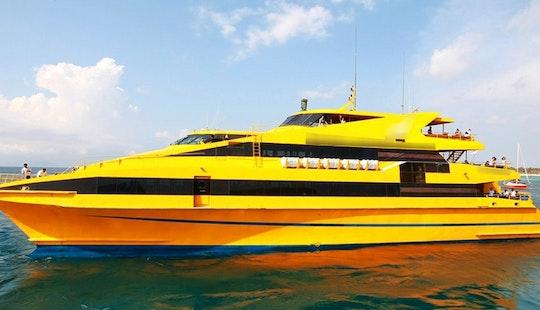 Bounty Cruise(power Catamaran) In Bali