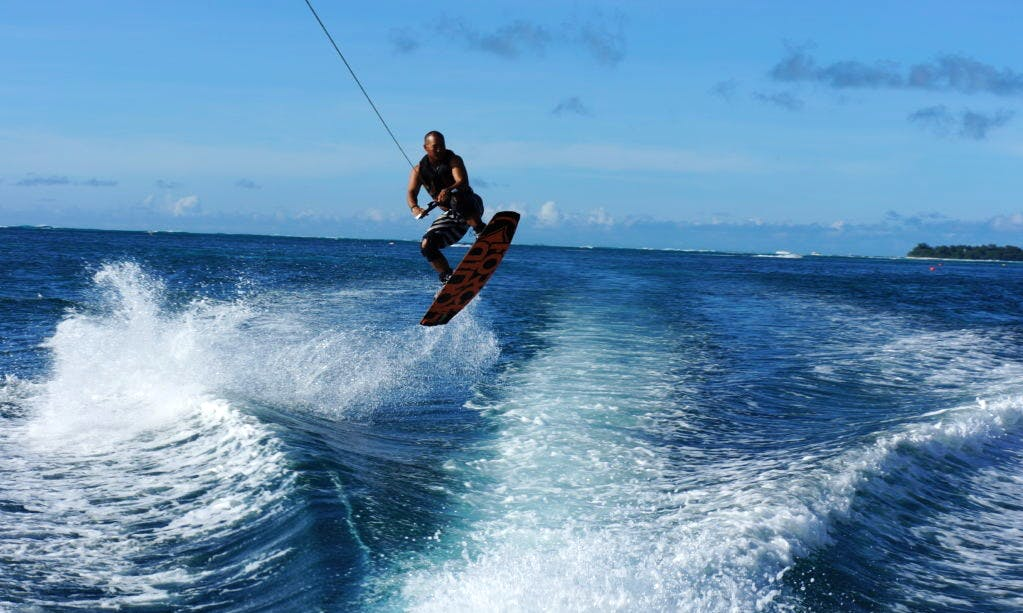 Enjoy Wakeboarding in Hagåtña, Guam