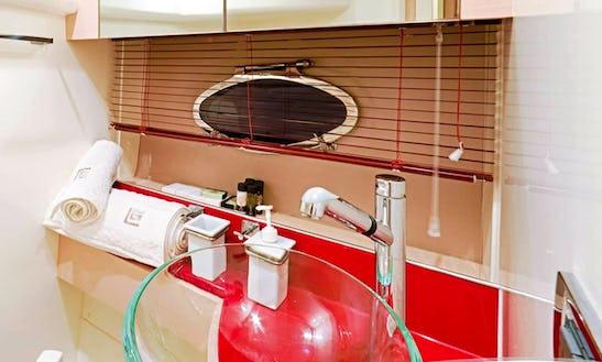 Motor Yacht Sleep Aboard Rental In Vila Nova De Gaia