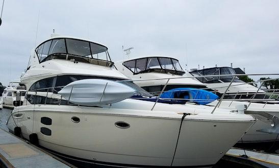 Motor Yacht Rental In San Diego