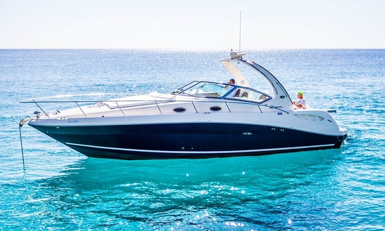 Charter Sea Ray 375 Motor Yacht In Ayia Napa, Cyprus
