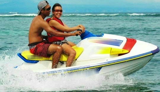 Rent Yamaha Jet Ski In Denpasar Selatan, Bali