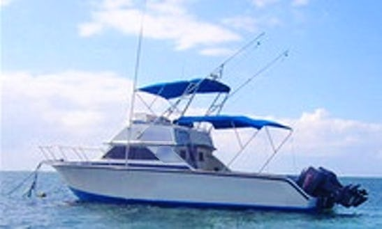 Sport Fisherman Fishing Charter In Bali
