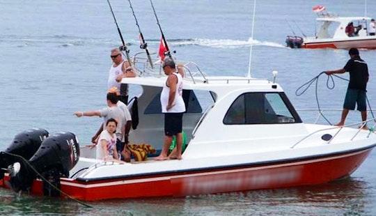 'tropical Express' Boat Fishing Charter In Kuta Selatan