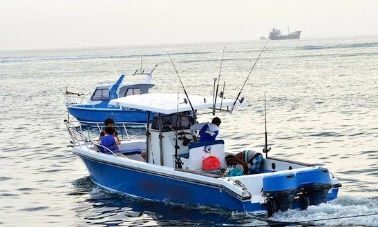 33' Private Boat Charter In Bali