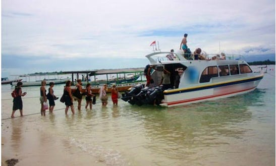 Passenger Boat Transfers To Gili Trawangan