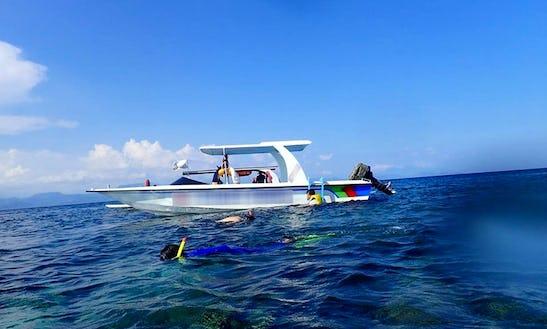 Boat Rental  In Nusa Penida