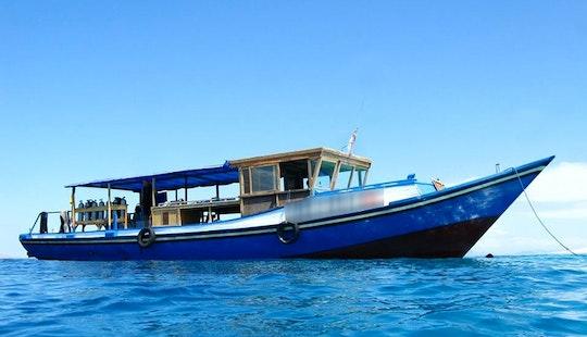 Private Traditional Boat Excursion In Komodo, Indonesia