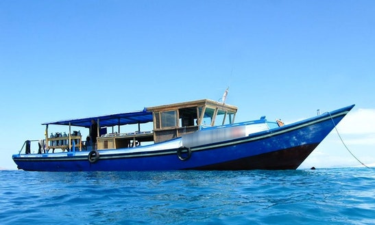 Private Traditional Boat Excursion In Komodo, Indonesia