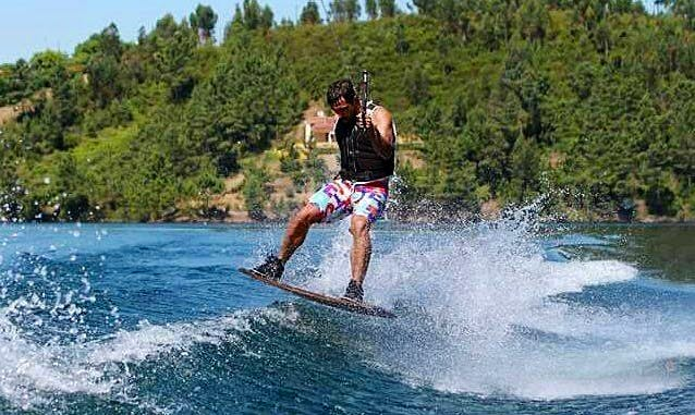 Enjoy Wakeboarding Lessons and Rentals in Serra, Portugal
