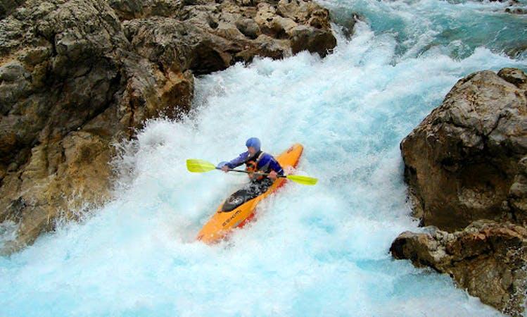 Sea Kayaking Trips in Tirana, Albania