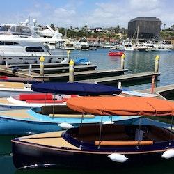 Boat Renting In Newport Beach