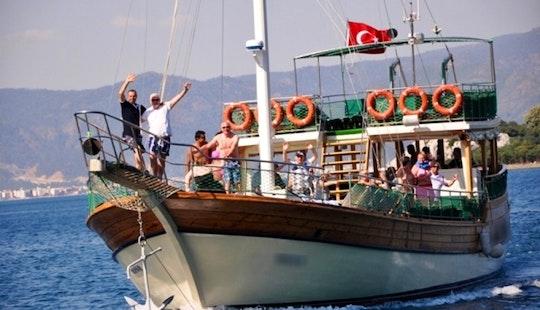 All Inclusive Boat Trip On Mega Diana