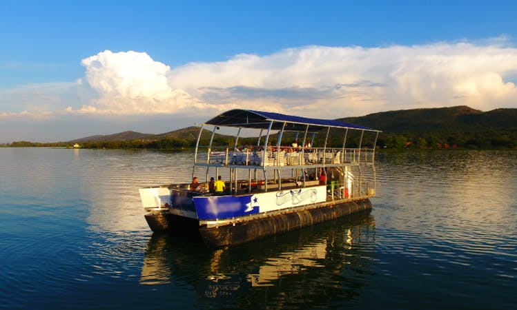 Enjoy Cruising in Hartbeespoort, South Africa on Danny