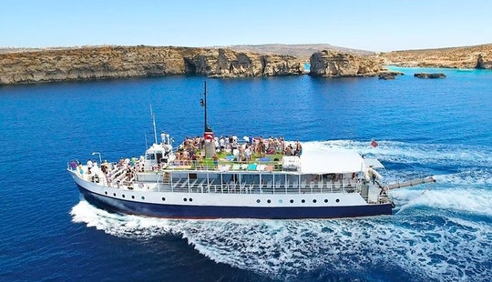 Enjoy Cruising In San Pawl Il-baħar, Malta