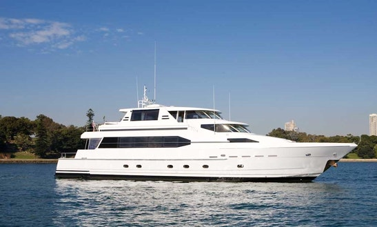 Charter The 92ft