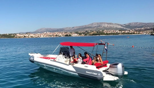 Brac And Solta Islands - Half Day Boat Trip From Podstrana Or Split