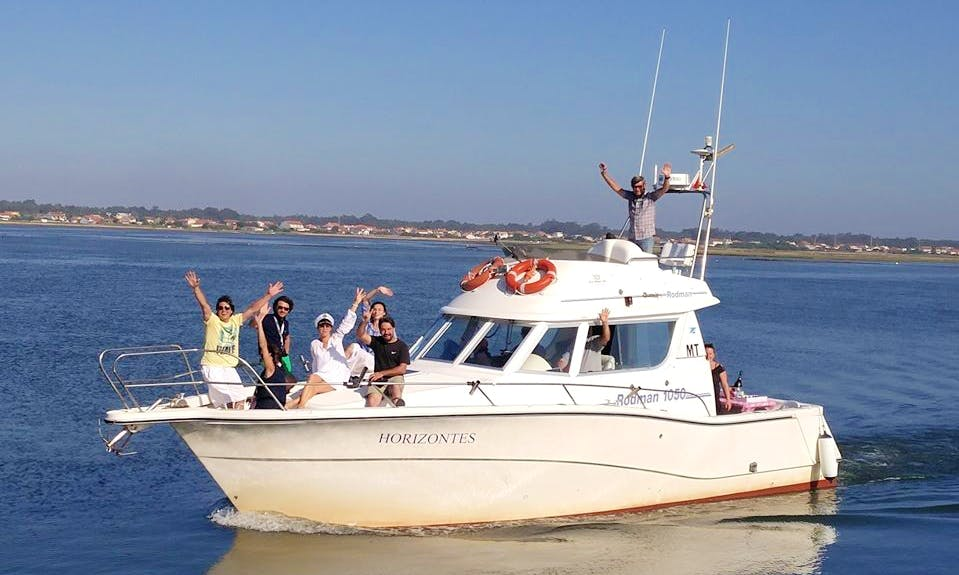 Enjoy Fishing in Gafanha da Encarnação, Portugal on Sport Fisherman